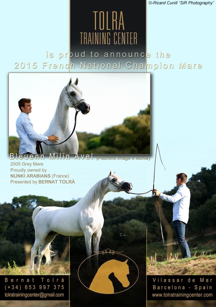 Anuncio Catalogo Nacional 2015_Tolra Training Center